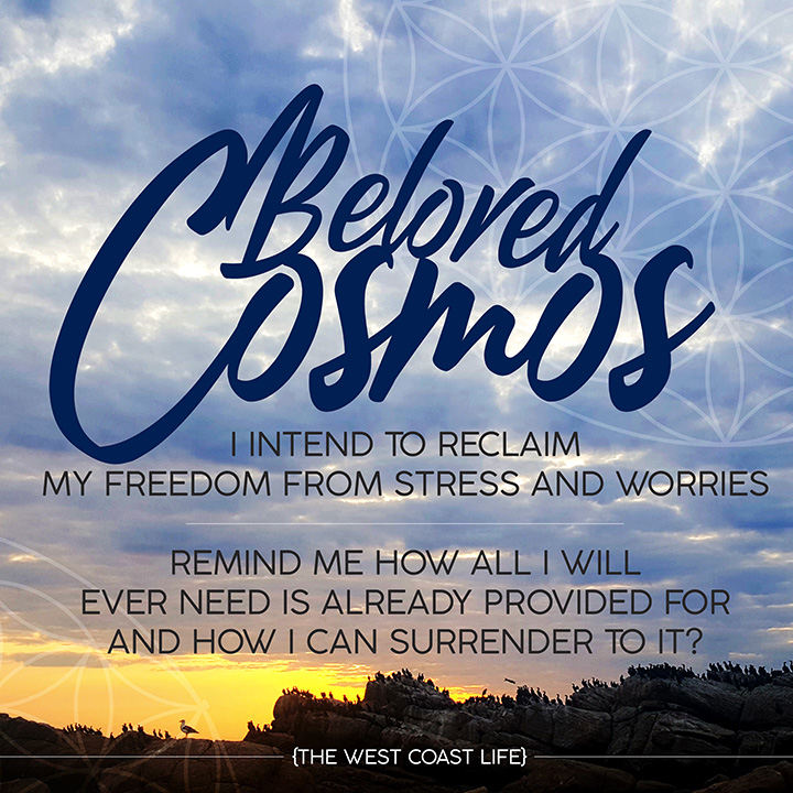 I Intend to Reclaim my Freedom from Stress and Worries