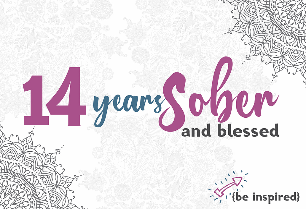 14 Years Sober Heroin Blessed