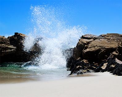 Doringbaai South Africa West Coast waves