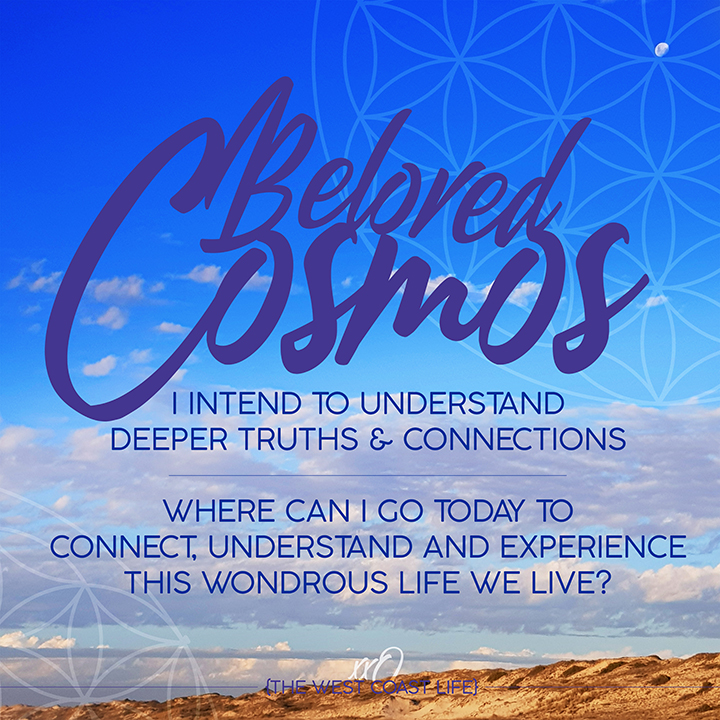 I Intend to Understand Deeper Truths & Connections