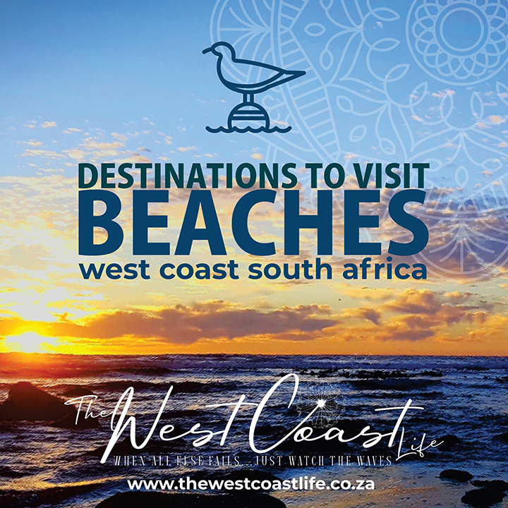 Destinations to visit West Coast south Africa